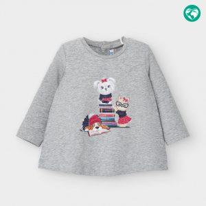 Camisetas y pantalones baby niña