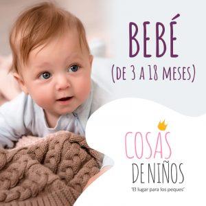 Bebé niño (de 0 a 18 meses)