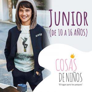 Junior (de 10 a 16 años)