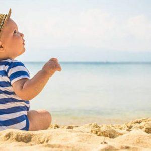 Niño outlet verano